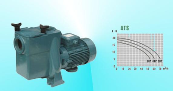 AQUA爱克水泵 循环水泵 ATS系列